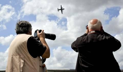 Συντριβή αεροπλάνου σε σόου- Νεκρός ο πιλότος