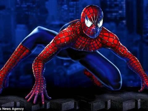 Η σαύρα - spiderman! (pic)