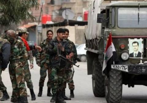 Δεκάδες Σύροι στρατιώτες λιποτάκτησαν και πήγαν στην Τουρκία