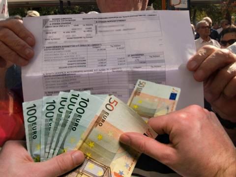 Έξτρα φόροι φουσκώνουν κατά 1500 ευρώ τα εκκαθαριστικά