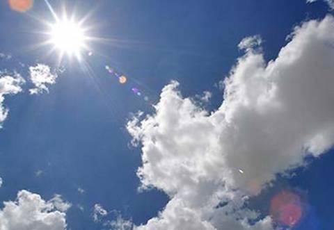 Μικρή άνοδος της θερμοκρασίας την Τετάρτη