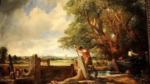 Σε τιμή – ρεκόρ δημοπρατήθηκε πίνακας του Κόνσταμπλ