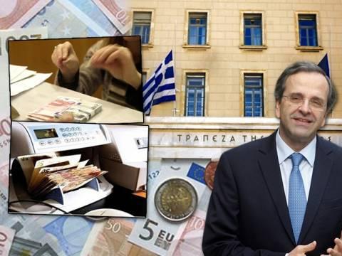 Μετά τις εκλογές γύρισαν στις τράπεζες 5 δισ. ευρώ