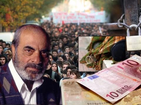 Ο Στέλιος Καζαντζίδης «προφήτης» της σημερινής Ελλάδας