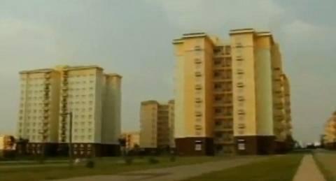 Μια πόλη φάντασμα στην Αφρική (φωτο)