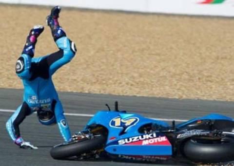 Τρομακτικά ατυχήματα σε αγώνες μοτοσυκλέτας