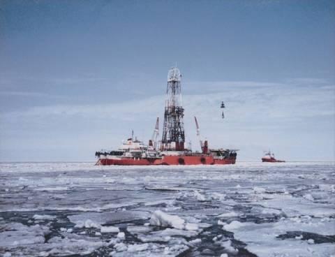 Εισβολή της Shell στα πετρέλαια της Αρκτικής