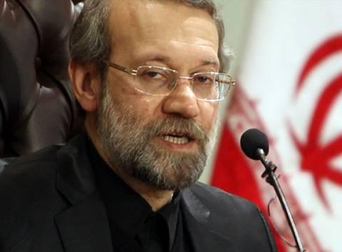 Ο πρόεδρος του ιρανικού κοινοβουλίου κατά Ισραήλ - Δύσης