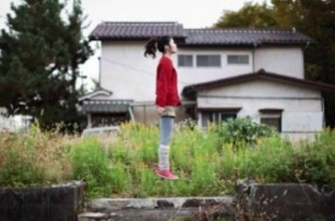 Το κορίτσι που πετάει