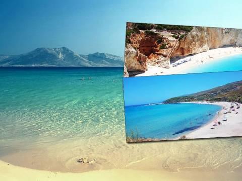 Οι 20 καλύτερες ελληνικές παραλίες
