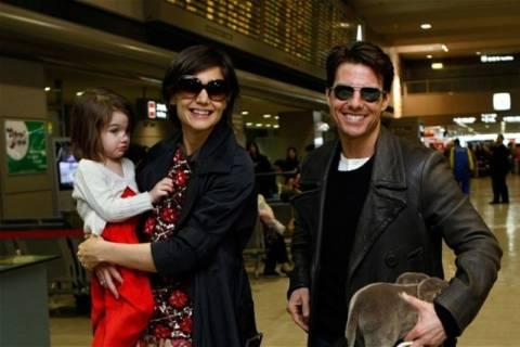 Σε διαπραγματεύσεις Tom Cruise και Katie Holmes