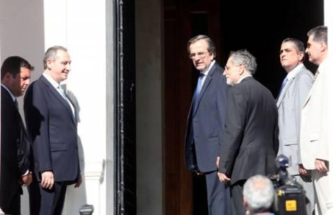 Οριστικοποιηθήκαν οι σύμβουλοι του Πρωθυπουργού