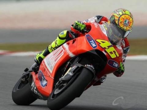 Β. Ρόσι: Audi και Ducati με κρατάνε!