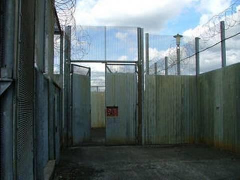 Ένταση στις φυλακές Χανίων