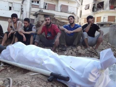 Πάνω από 17.000 νεκροί στη Συρία από τον «εμφύλιο»