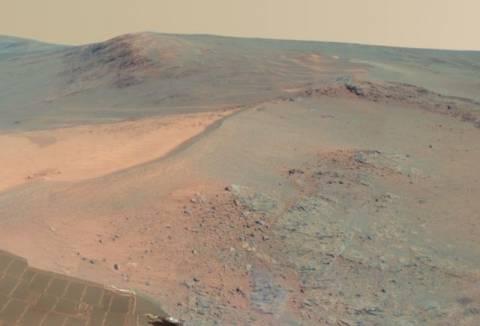 Ο πλανήτης Άρης αποκαλύπτεται στην πιο εντυπωσιακή φωτογραφία του!