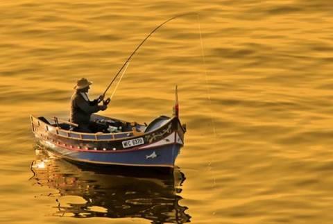 Παξοί: Στα δίχτυα ψαρά...μια ασυνήθιστη ψαριά...