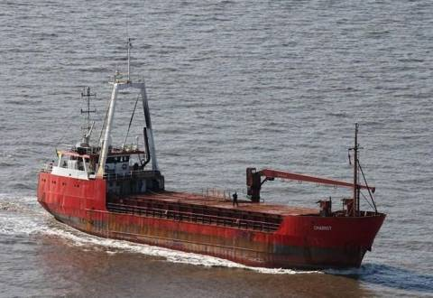 Ζάκυνθος: Έλεγχος σε ύποπτο φορτηγό πλοίο που μετέφερε πολεμικό υλικό