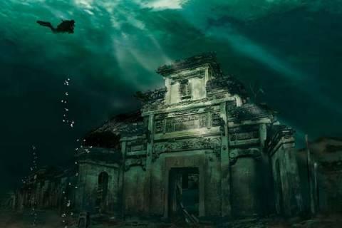 Δείτε την χαμένη Ατλαντίδα της Κίνας (pics)