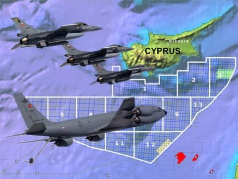 Τουρκική στρατιωτική άσκηση με πυρά στην κυπριακή ΑΟΖ
