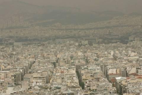 «Εκτός ορίου» το όζον στην Αθήνα