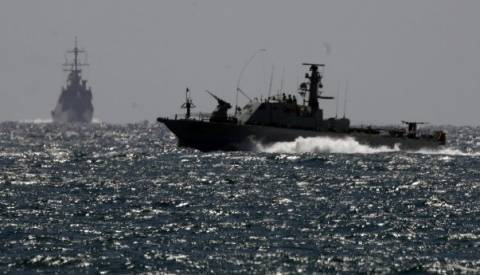 Ισραηλινή άσκηση με πραγματικά πυρά στο Μυρτώο Πέλαγος