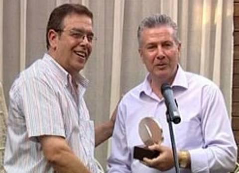 Έλληνας δημοσιογράφος βραβεύτηκε στην Αλβανία