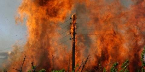 Πυρκαγιά στου Παπάγου