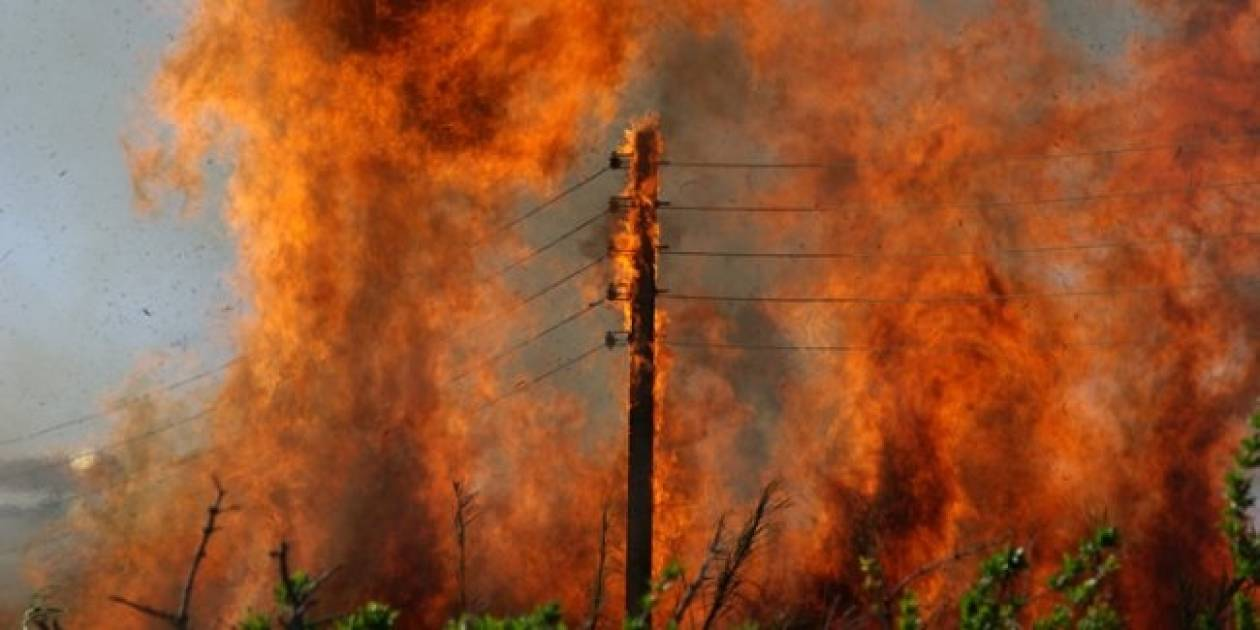 Φωτιά σε Πικέρμι και Ριτσώνα