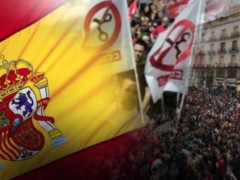 «Όλοι μαζί μπορούμε», φώναξαν χιλιάδες Ισπανοί