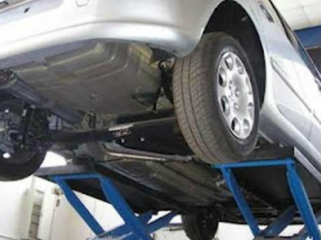 Θεσσαλονίκη: Είχαν στην κατοχή τους κινητήρες κλεμμένων αυτοκινήτων