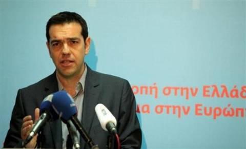 Να σταματήσει η κοροϊδία ζητάει ο Α. Τσίπρας
