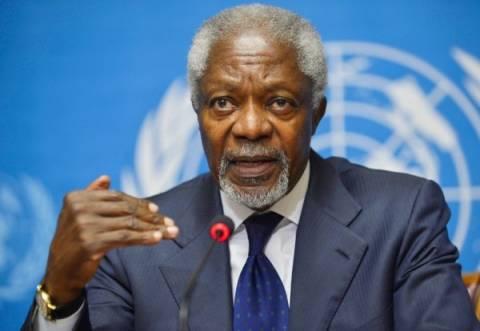 Να αναλάβει «δράση» ο ΟΗΕ  για την Συρία ζητάει ο Ανάν