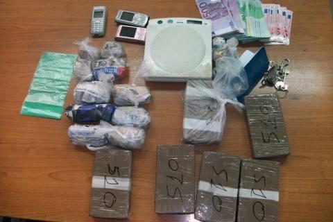 Συνελήφθη έμπορος ναρκωτικών στη Νέα Σμύρνη