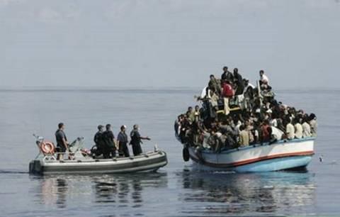 Χανιά: Εντοπίστηκε πλοιάριο με 38 μετανάστες