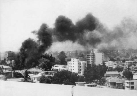 «Ειρηνευτική επιχείρηση» χαρακτήρισε την εισβολή στην Κύπρο o Έρογλου