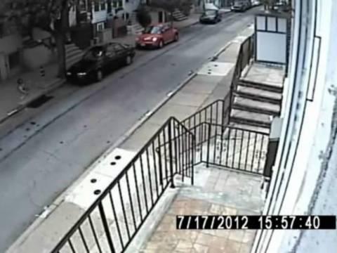 Βίντεο – σοκ: Απόπειρα απαγωγής ανηλίκου on camera!