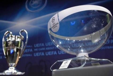 LIVE η κλήρωση του Παναθηναϊκού στο Champions League