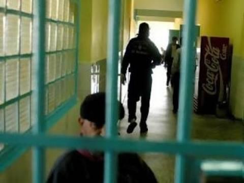 Συμπλοκή κρατουμένων στις φυλακές Δομοκού (vid)