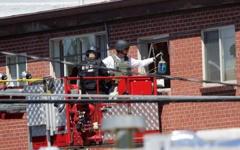 Ντένβερ: Ελεγχόμενη έκρηξη στο διαμέρισμα του υπόπτου