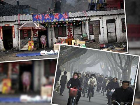 H Κίνα ρυπαίνει όλο και περισσότερο τον κόσμο!