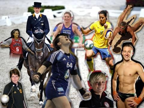 Οι ομοφυλόφιλοι αθλητές των Ολυμπιακών Αγώνων