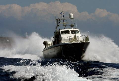 Αίσιο τέλος στην περιπέτεια των έξι ναυαγών