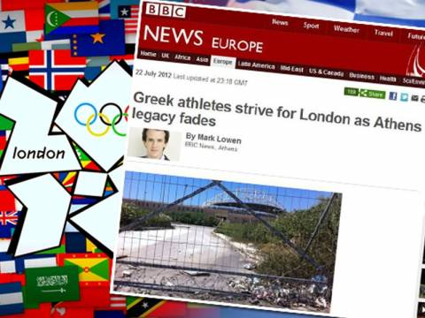 BBC: Η ολυμπιακή κληρονομιά της Αθήνας ξεθωριάζει