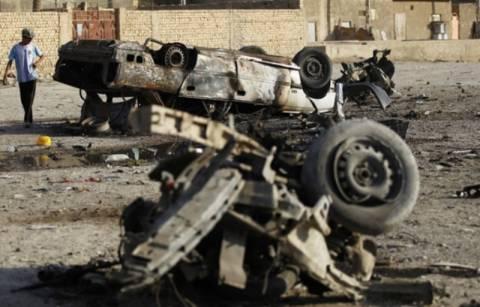 Αιματοχυσία στο Ιράκ: 22 επιθέσεις σε 14 πόλεις