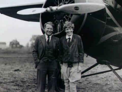 Amelia Earhart: Αφιέρωμα στην αεροπόρο που τιμά η Google
