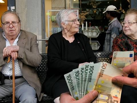 Συντάξεις: Στα 2.000 ευρώ το πλαφόν