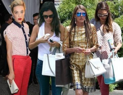 Οι top λευκές τσάντες της σεζόν στα χέρια των celebrities!