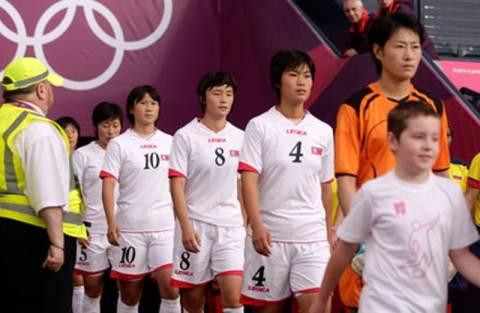 Ολυμπιακοί Αγώνες 2012: «Συγγνώμη» στη Β. Κορέα για την γκάφα