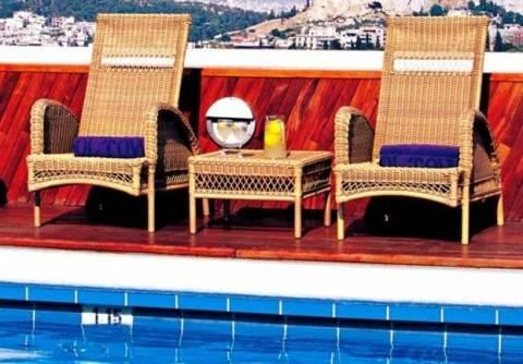 Σχεδόν άδεια τα ξενοδοχεία της Αττικής